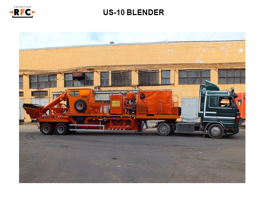 US-10 BLENDER