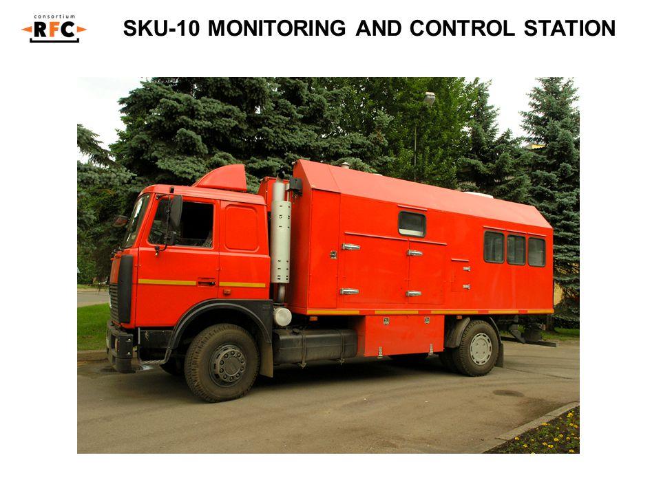 SKU-10 MONITORING AND CONTROL STATION