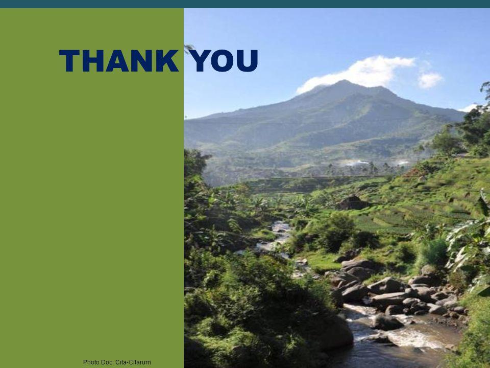 THANK YOU Photo Doc: Cita-Citarum