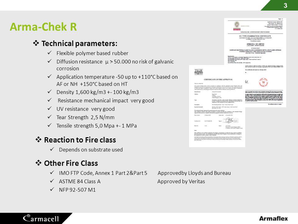 Arma-Chek R 4