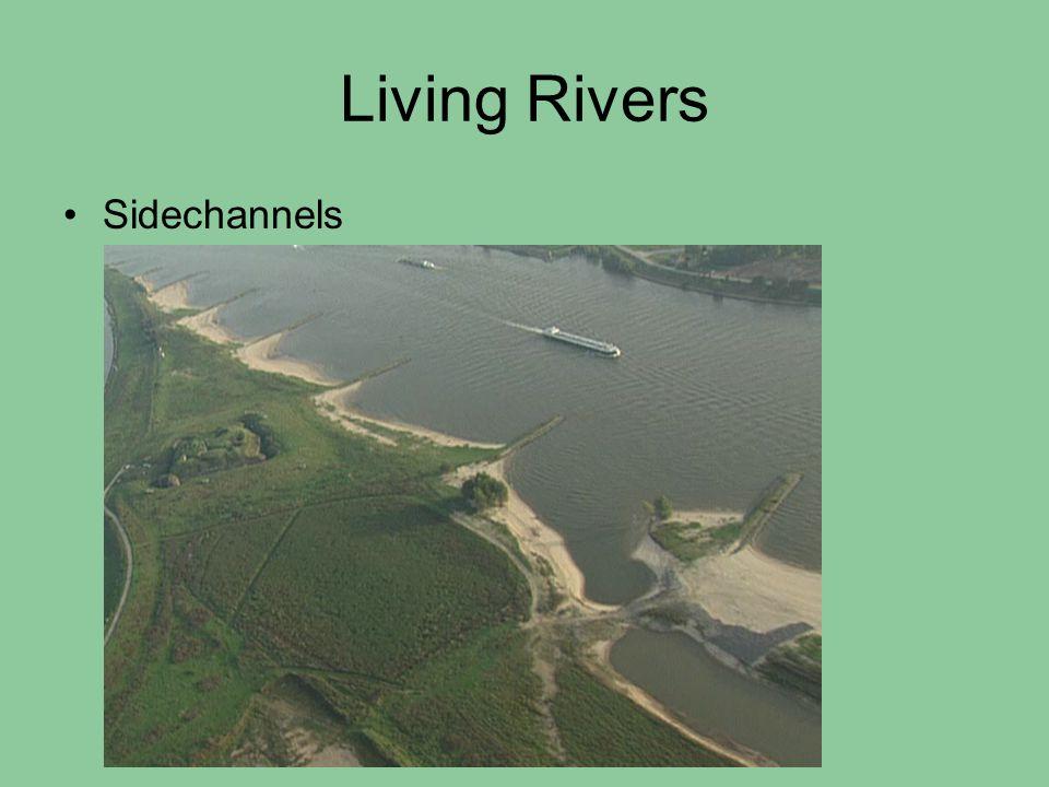 Living Rivers Sidechannels