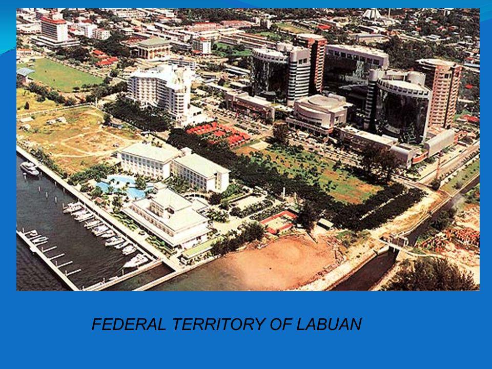 Labuan Island FEDERAL TERRITORY OF LABUAN