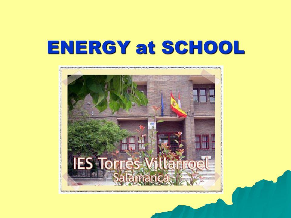 ENERGY at SCHOOL