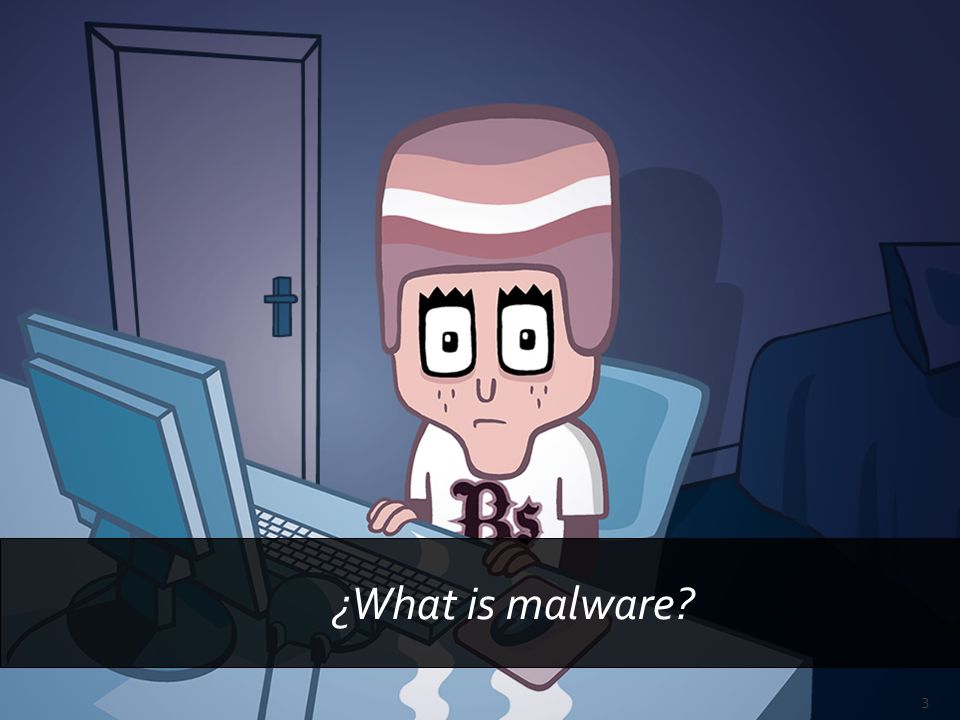  Malware  Any executable explicitally designed to harm computers or computer networks 4