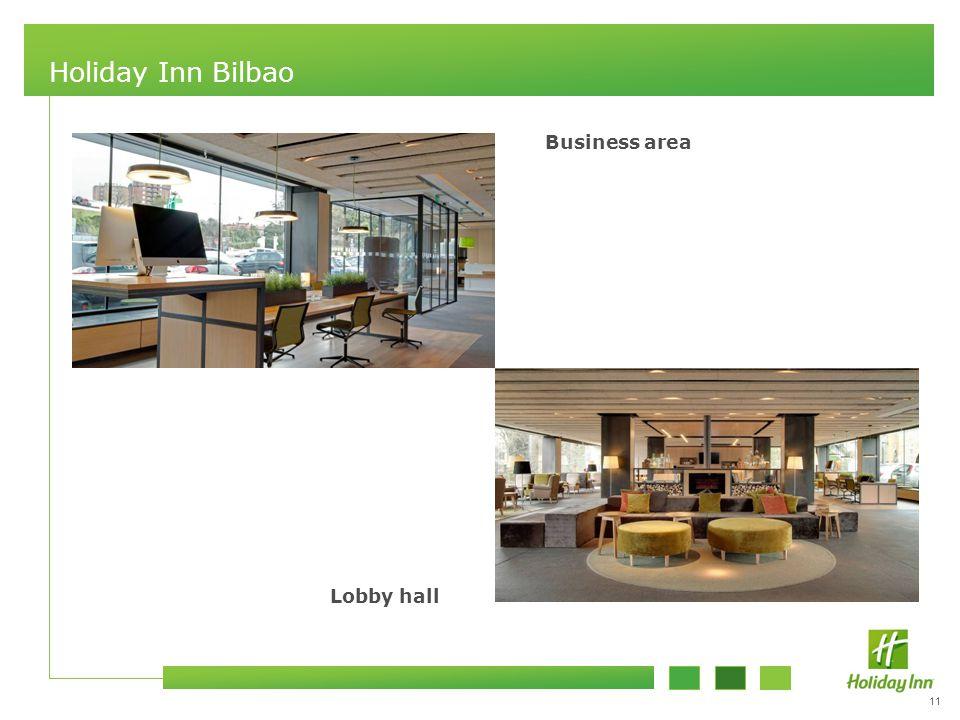 11 Holiday Inn Bilbao Business area Lobby hall