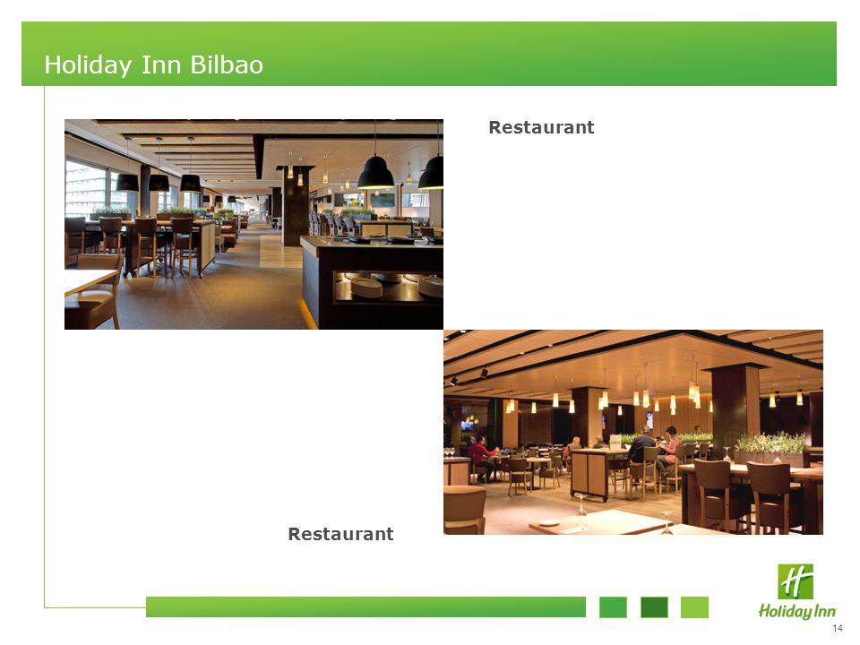 14 Holiday Inn Bilbao Restaurant