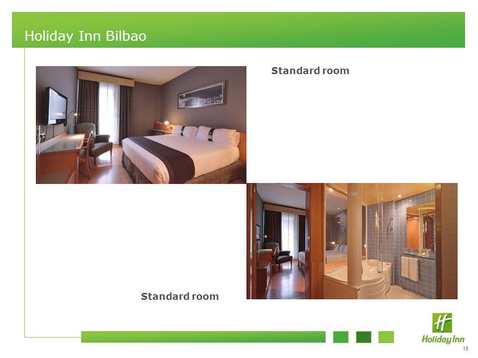 15 Holiday Inn Bilbao Standard room