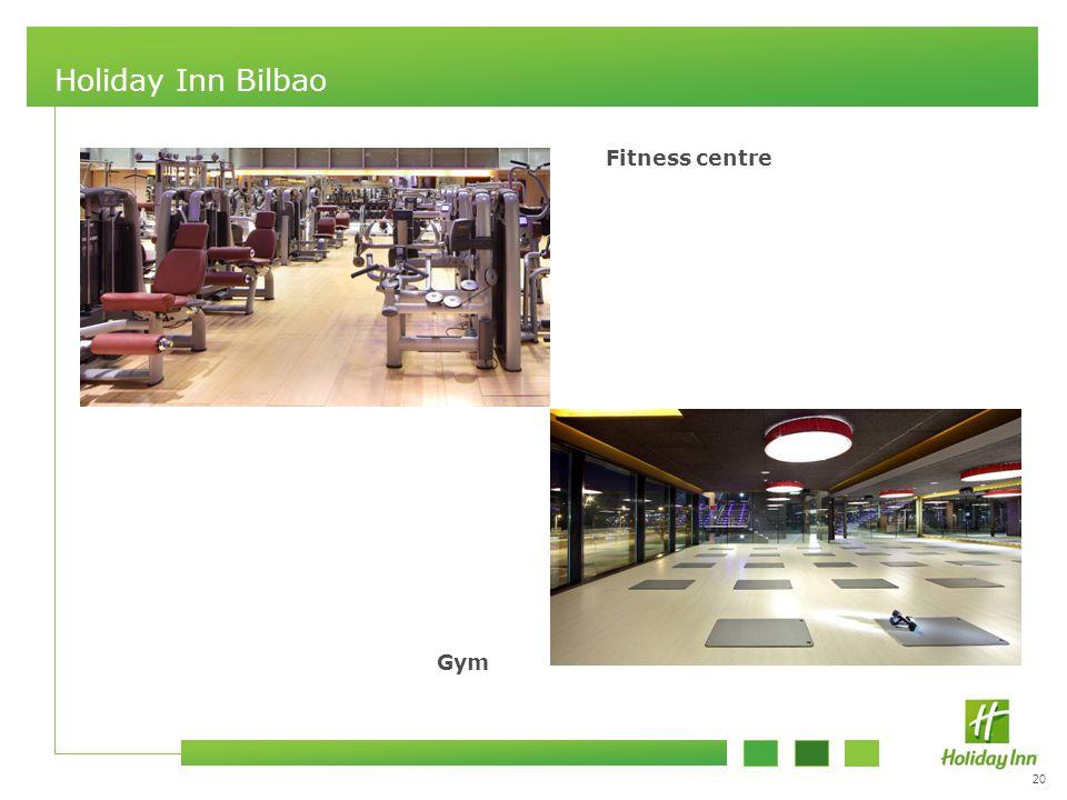 20 Holiday Inn Bilbao Fitness centre Gym