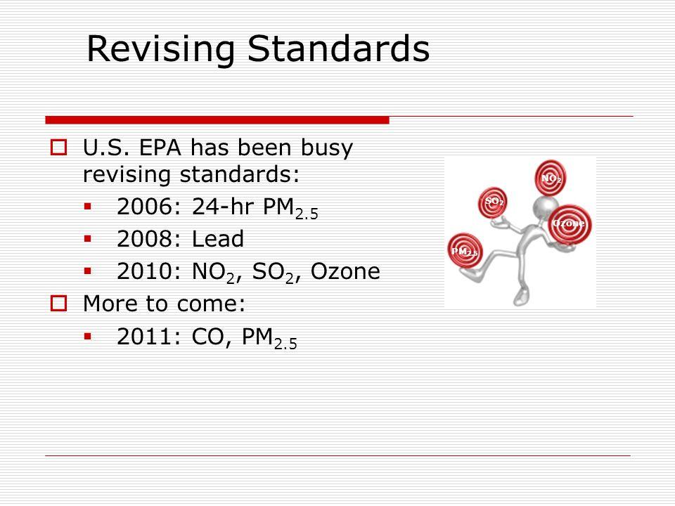 Revising Standards  U.S.