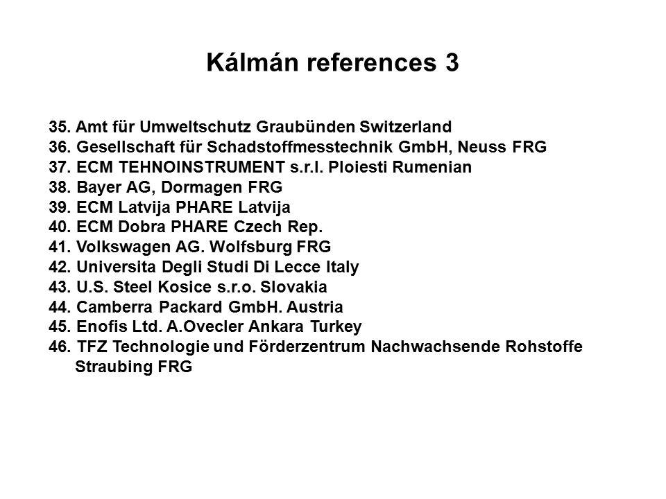 35. Amt für Umweltschutz Graubünden Switzerland 36.