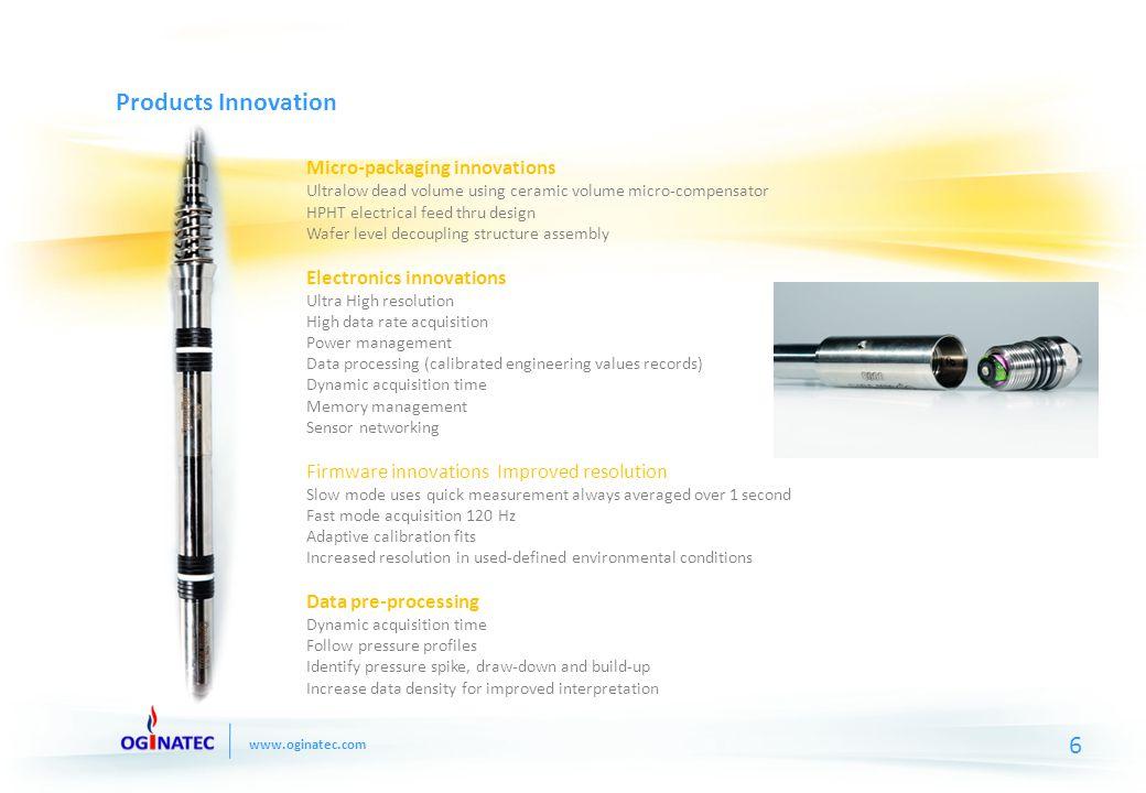 www.oginatec.com. Water Treatment Advanced Integrated Solutions 17