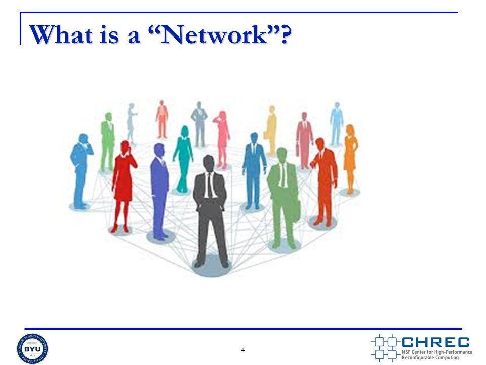 What is a Network 4