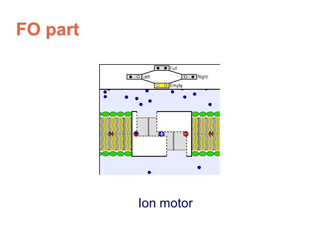 Ion motor
