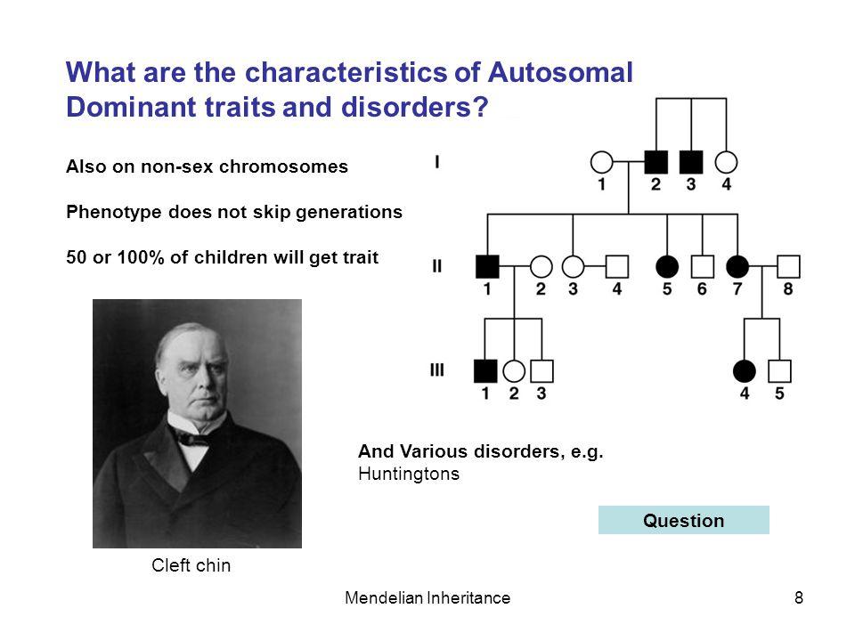 Mendelian Inheritance9 How does meiosis explain Mendel's Principle of Segregation.