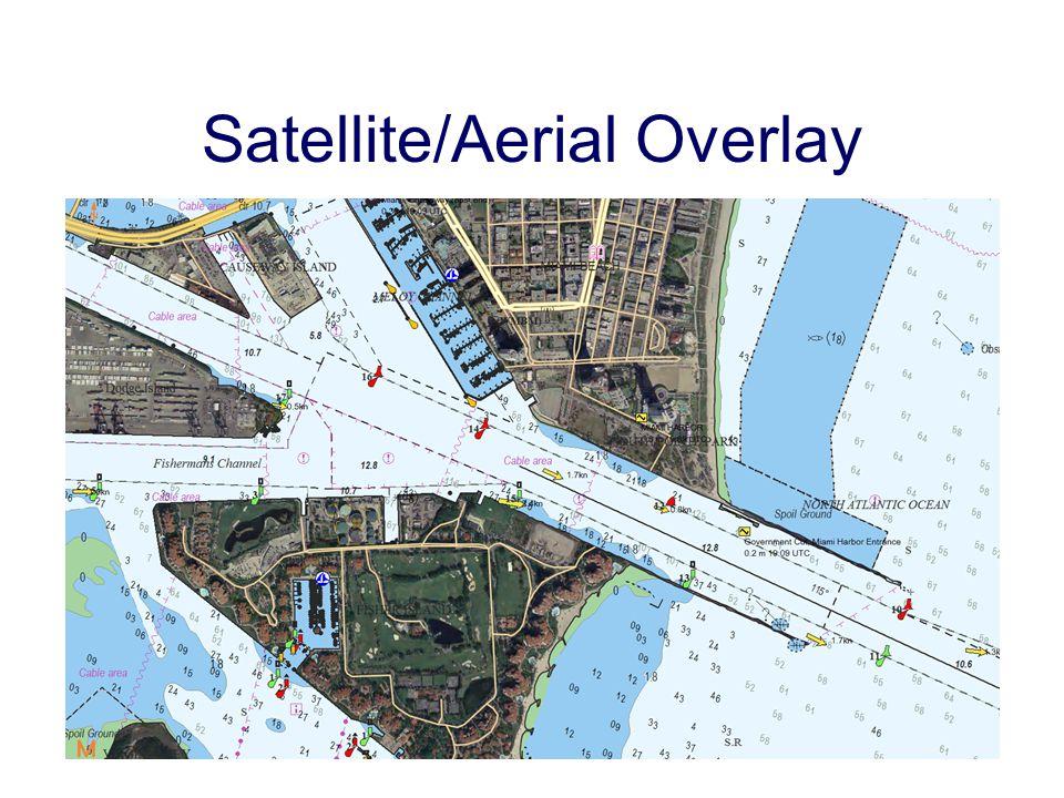 Satellite/Aerial Overlay
