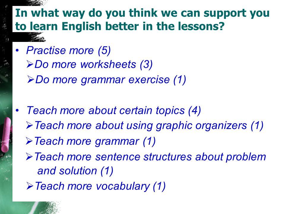 Statement 8: I have positive feelings towards Physics subject.