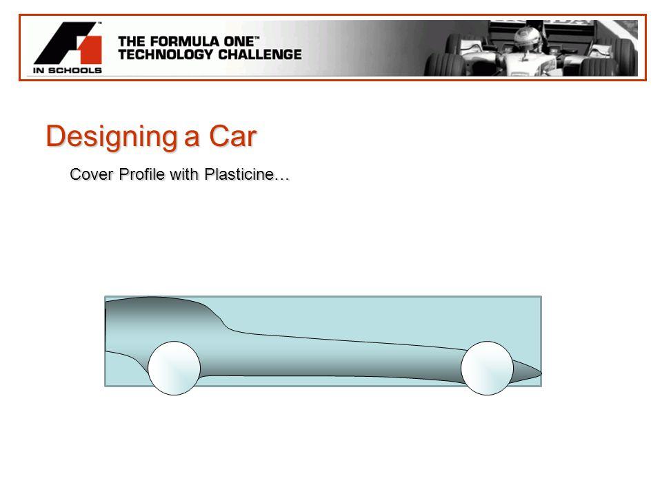 Designing a Car Cover Profile with Plasticine…
