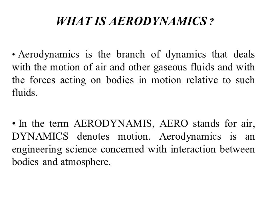 WHY WE NEED TO IMPROVE AERODYNAMICS IN F1 CARS SPEED better the aerodynamic design, higher will be their speeds.