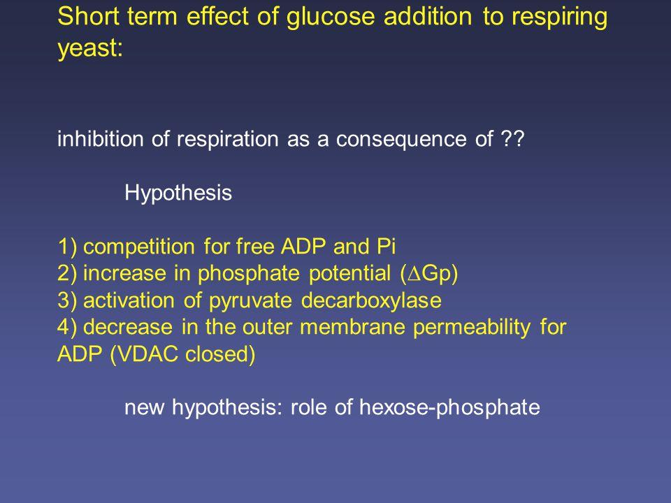 Glycolysis Lipid biogenesis mitochondria