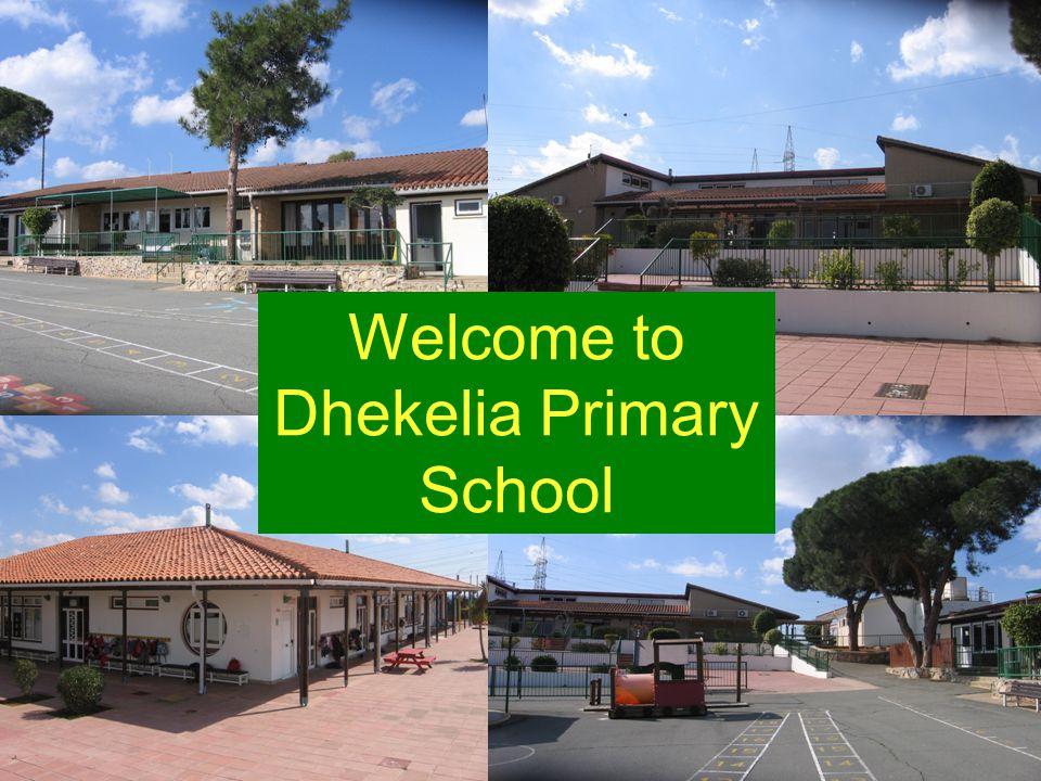 Welcome to Dhekelia Primary School