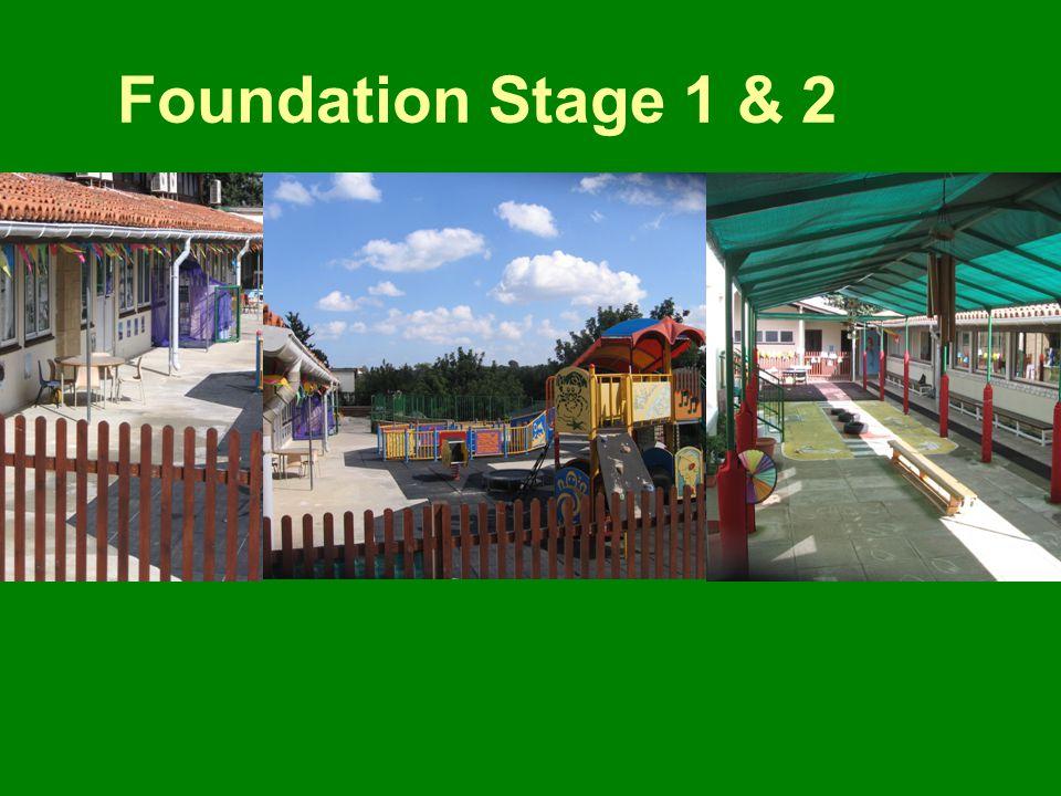 Foundation Stage 1 & 2