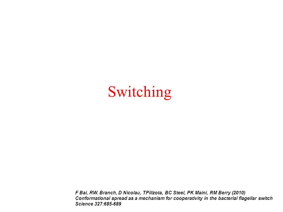Switching F Bai, RW.