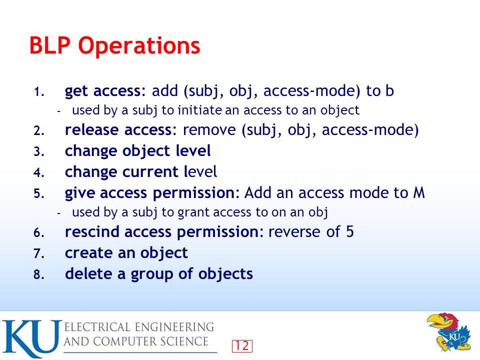 12 BLP Operations 1.