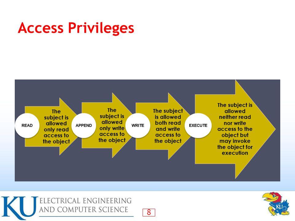 29 Clark-Wilson Integrity Model Certification (C) and Enforcement (E) rules