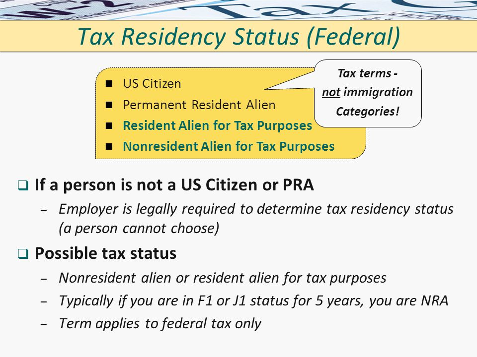 Tax Filing Terms – Personal Exemption Personal Exemption   Reduces taxable gross income   Generally, one personal exemption amount per person/dependent claimed on tax return   Non-residents may typically only claim one exemption (for themselves), even if they have a dependent spouse or children   The amount for 2010 tax year is $3,650