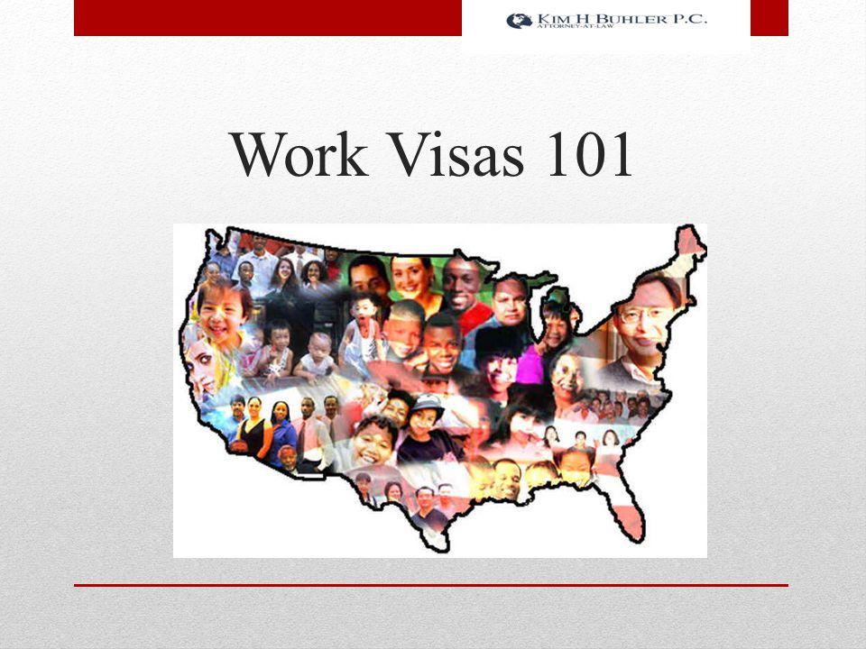 Work Visas 101