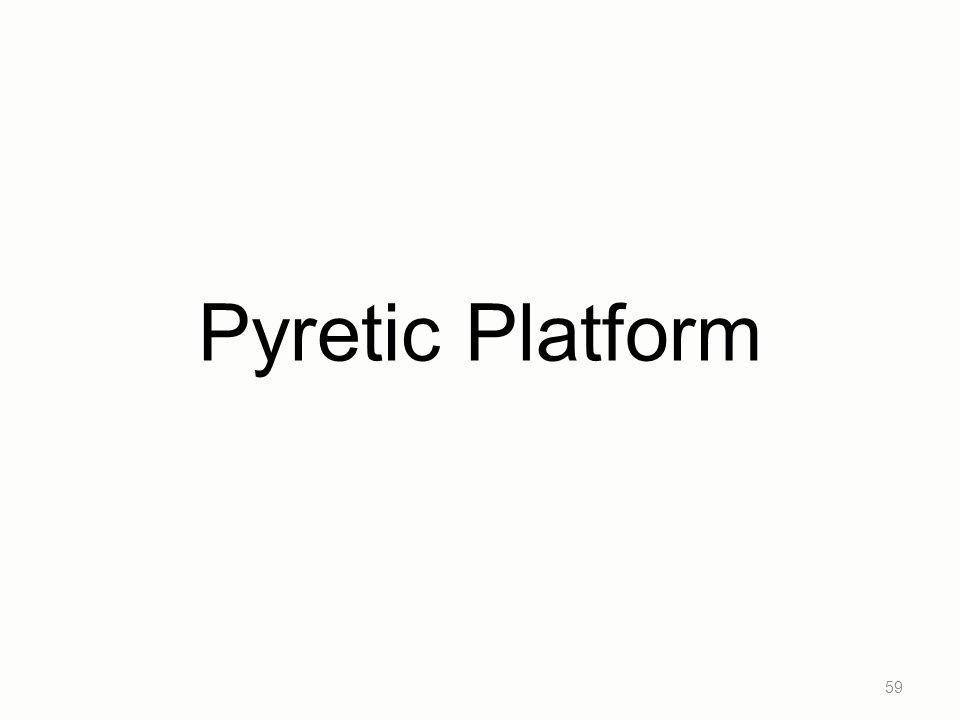 Pyretic Platform 59