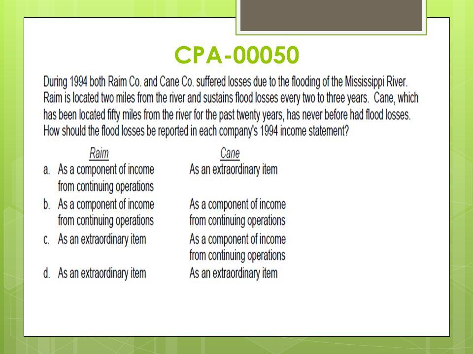 CPA-00050