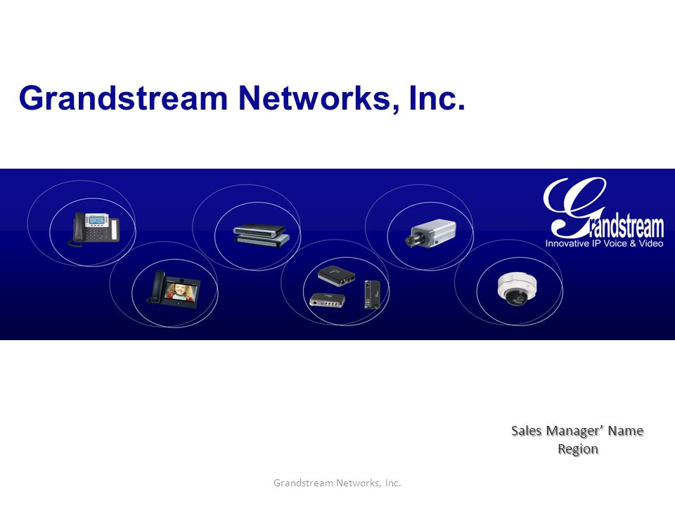 Grandstream Networks, Inc IP Video Encoder & Decoders ModelGXV3504GXV3501GXV3500 Channels41 Video CompressionH.264 BP @ Level 3.0, JPEG, Motion JPEGH.264, JPEG, Motion JPEG Video Bit Rate32 Kbps – 2 Mbps16 Kbps -2 Mbps Video Input 4 (BNC, voltage 1.0Vp-p, resistance 75Ω) 1 (BNC, voltage 1.0Vp-p, resistance 75Ω) Audio Input / Output Input: 4 (BNC), 3.5mm LINE – IN; Output: 3.5mm LINE - OUT Input: 3.5mm LINE – IN; Output: 3.5 mm LINE - OUT Input: 3.5mm MIC – IN; Output: 3.5mm, 3 – leg A/V cable for TV audio Serial PortsRS485/RS232RS485 PTZ ControlYes Embedded AnalyticsMotion Detection (up to 16 target areas), video loss (pending) Pre-/post alarm buffer24MB (per channel)24MB Multi-streaming-rateYes SecurityVideo Watermark, HTTPS, Password Video Watermark (pending), HTTPS, Password PoEStandard IEEE 802.3af Class 3 Standard IEEE 802.3af Class 0 Peripheral PortsSD 2.0, USB Host 2.0N/A SIP/VoIP SupportYes Power Output: 12VDC/1.0A; Input: 100-240VAC, 50 -60 HzOutput: 12VDC/0.5A; Input: 100-240VAC, 50/60 Hz