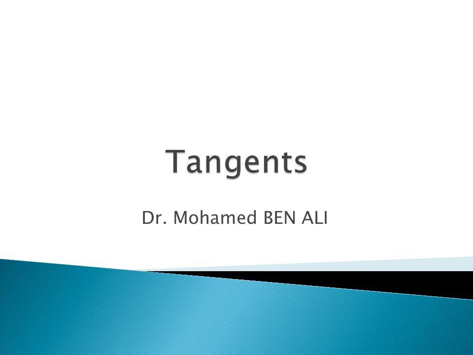 Dr. Mohamed BEN ALI