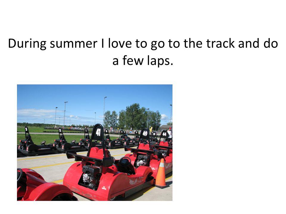 Hi! I am Xavier, and I love car racing!