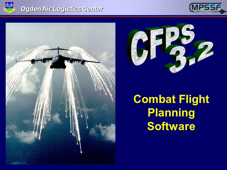 Ogden Air Logistics Center Combat Flight Planning Software