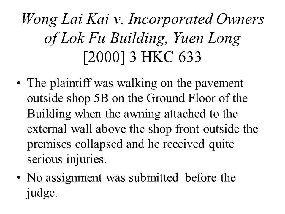 Wong Lai Kai v.