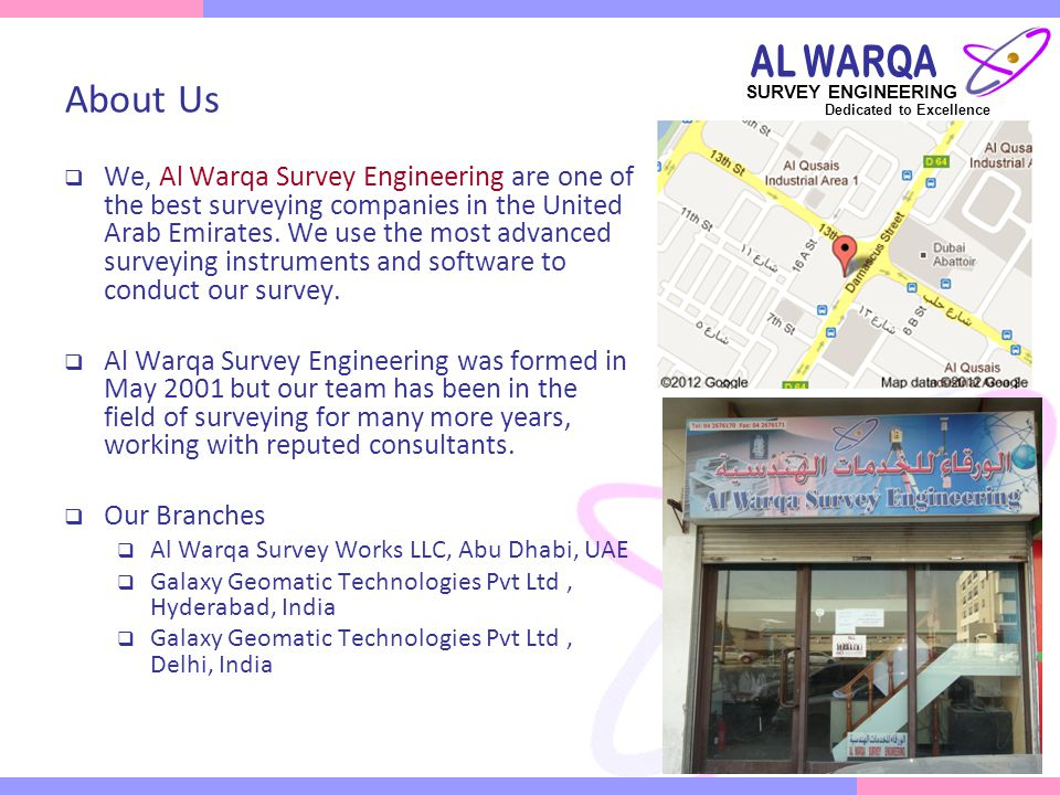 SURVEY ENGINEERING Dedicated to Excellence VOLUME & TOPOGRAPHIC MAPS FOR CRUSHERS Performed in TERRAMODEL 10.41 software using AUTOCAD drawing format A triangulation method is performed which joins all the points together with respect to X, Y, Z in.rtf format
