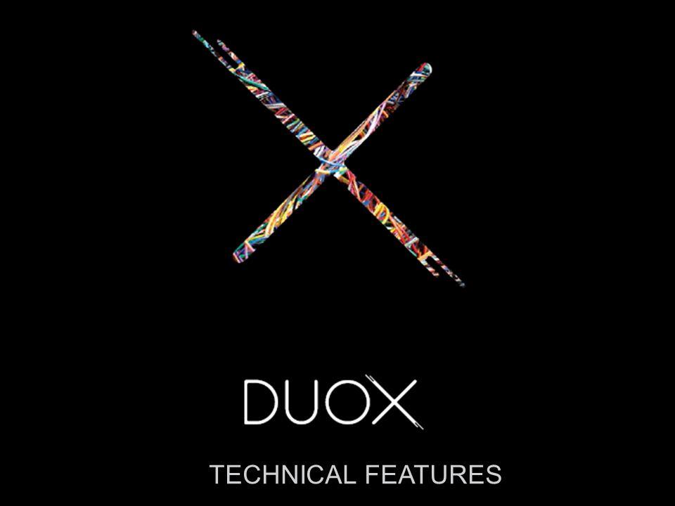 DUOX Technical Department 220 Vac 18 Vdc 4812 Amplifier 1 Amplifier 2 4812 PSU DUOX: 2 x amplifier / 1 x PSU (no filter) Panel (7)
