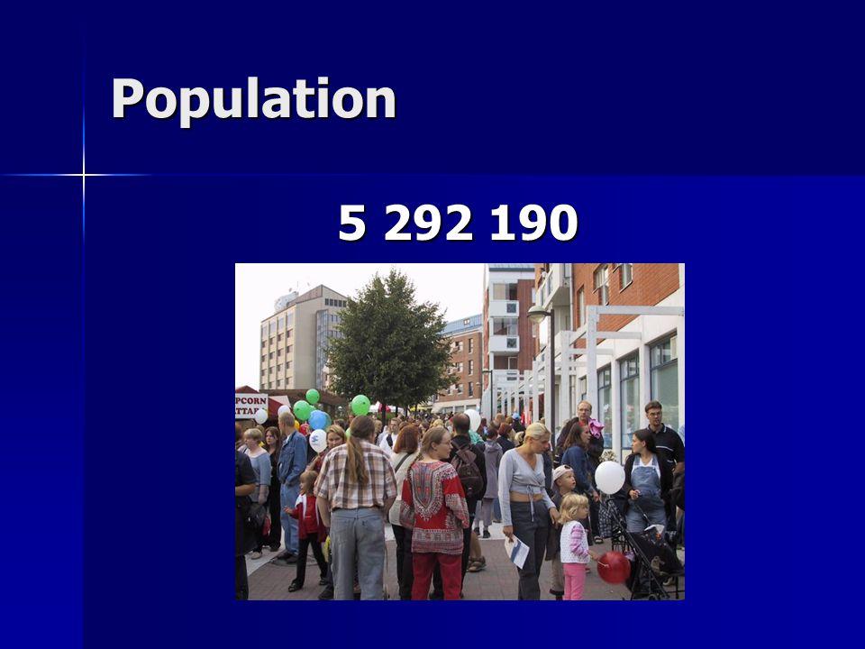 Population 5 292 190