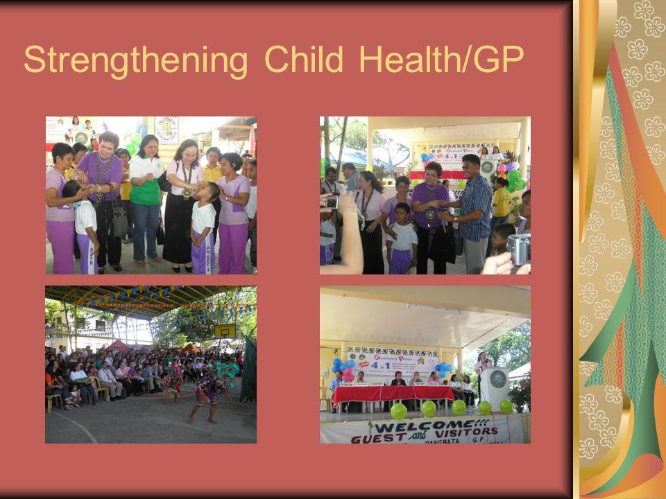 Strengthening Child Health/GP