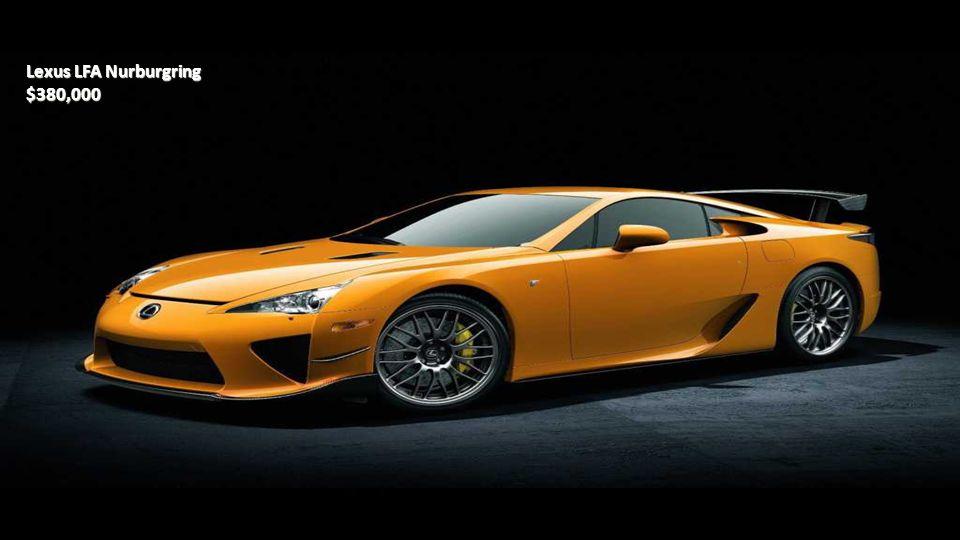Lamborghini Rreventon $1,600,000