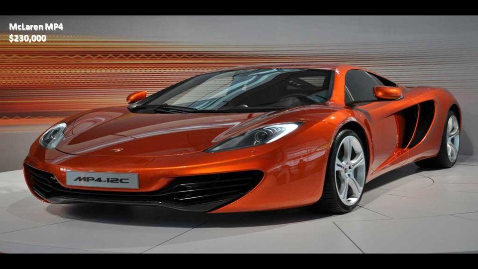 Maserati Granturismo $143,000