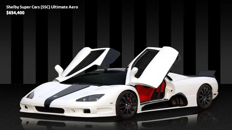 Saleen S7 Twin Turbo $555,000