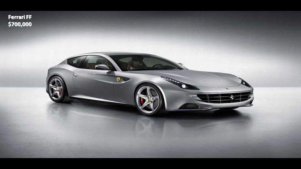 Ferrari 458 Spider $257,000