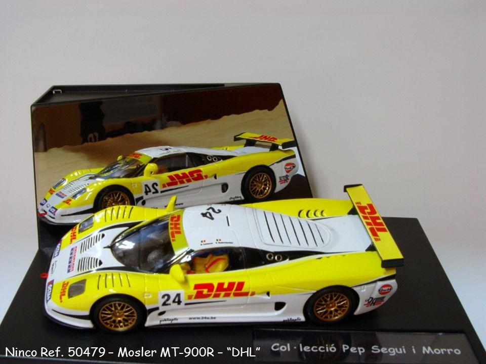 """Ninco Ref. 50479 – Mosler MT-900R – """"DHL"""""""