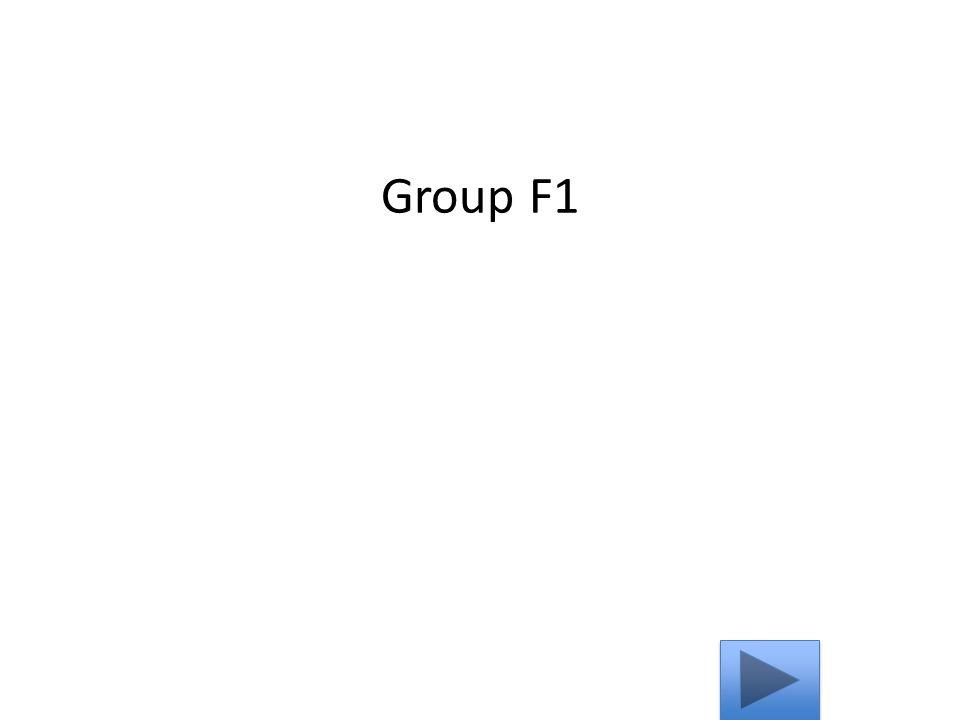 Group F1