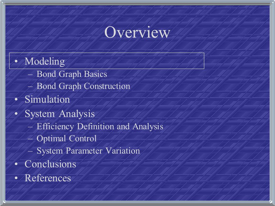 The Dymola Simulation Environment Dymola/Modelica provides an object-oriented simulation environment.