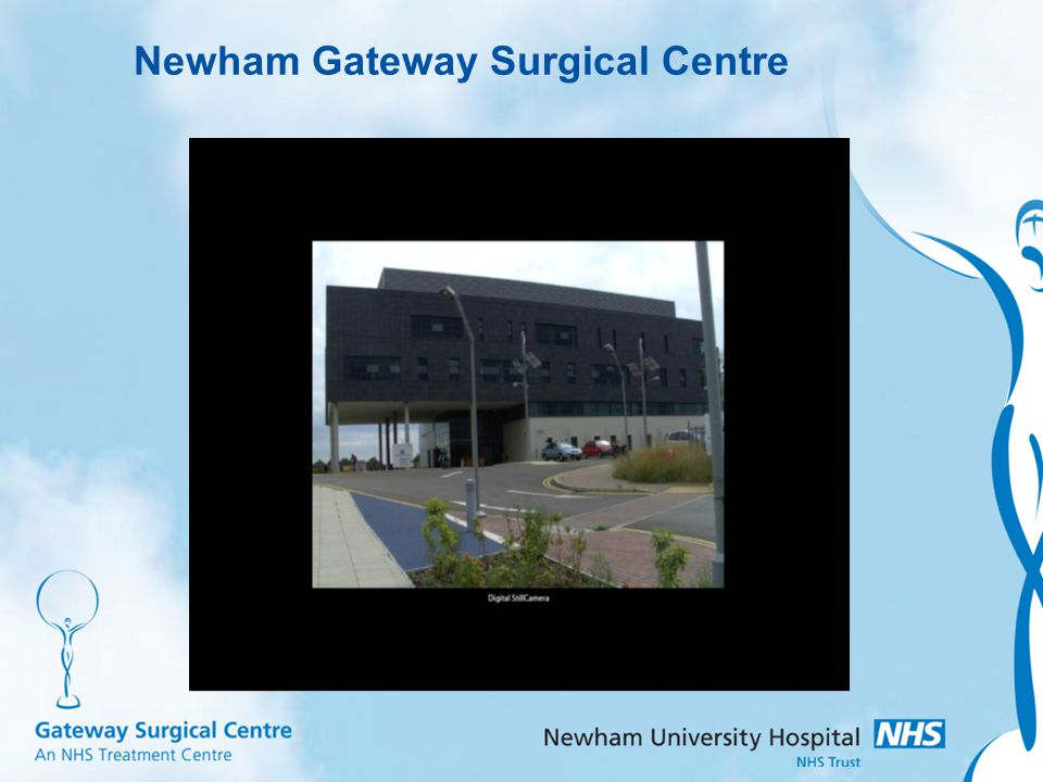 Newham Gateway Surgical Centre