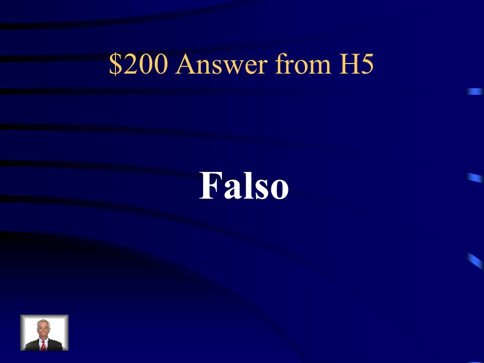 $200 Question from H5 Cierto o Falso Lunes, domingo y martes are all colors